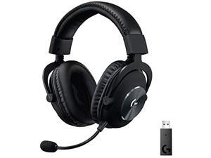 Logitech G Pro X Wireless Gaming Headset with Voice Technology, Black