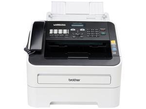 Brother BRTFAX2840 Laser Printer-Fax, 250 Sht Cap, 14 in. x 14.6 in. x 12.2 in., BK-GY