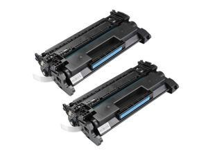 2PK CF226A Toner Cartridge NON-OEM For HP26A Pro M402n M402d MFP M426fdw M426fdn
