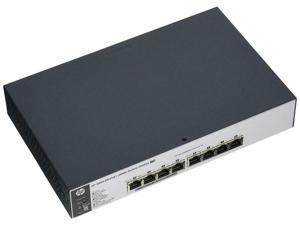 HPE OfficeConnect 1820 8G PoE+ (65W) Switch (J9982A)
