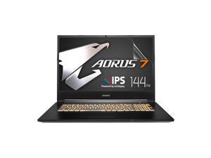 Celicious Vivid Aorus 7 WA Invisible Screen Protector [Pack of 2]