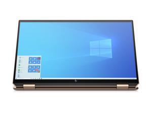 "2020 HP Spectre x360 15.6"" AMOLED 4K UHD TouchScreen Laptop/Notebook/Tablet Convertible, 10th Gen Hexa Core i7-10750H, 16GB Memory, 1TB SSD+32GB Optane, 4GB NVIDIA GTX1650Ti, Gemcut, Nightfall Black"
