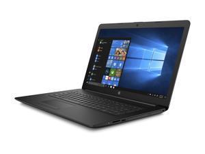"""HP 17.3"""" Full HD Notebook/Laptop PC, Intel 11th Gen Quad Core i7-1165G7 Processor, 12GB Memory, 1TB HDD Hard Drive, WiFi, Bluetooth, DVDRW, Windows 10, Black"""