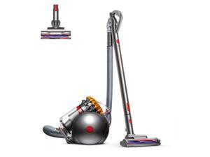 Dyson Big Ball Multi Floor Canister Vacuum | Yellow/Iron