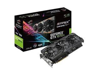 ASUS GeForce GTX 1070 Ti ROG Strix Gaming 8GB PCI-E 3.0 GDDR5 Graphics Card (90YV0BI0-M0NA00)