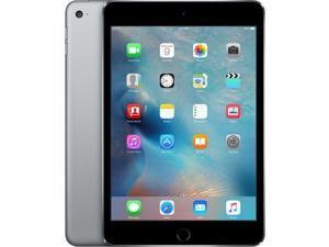 "Apple iPad mini 4 128 GB Flash Storage 7.9"" 2048 x 1536 Tablet Space Gray"