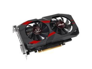 ASUS CERBERUS-GTX1050TI-A4G - Advanced Edition - graphics card - GF GTX 1050 Ti - 4 GB GDDR5 - PCIe 3.0 x16 - DVI, HDMI,