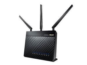 ASUS DSL-AC68U (90IG00V1-BU2G00) Dual-Band Wireless-AC1900 Gigabit ADSL/VDSL Modem Router Wi-Fi Data Rate  802.11a: 6,9,12,18,24,36,48,54Mbps 802.11b: 1, 2, 5.5, 11Mbps 802.11g: 6,9,12,18,24,36,48,54M