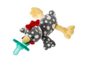 Mary Meyer WubbaNub Infant Pacifier ~ Rocky Chicken