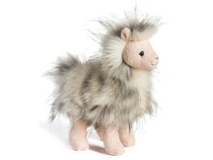 "Mary Meyer FabFuzz Llama-Glama Soft Toy Friend, 9"""