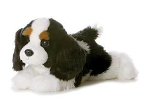 "Aurora World Flopsie Plush Charles Cavalier King Charles Spaniel Dog, 12"""