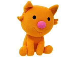 "Sago Mini - Jinja the Cat Mini Plush Stuffed Toy Animal (6"")"