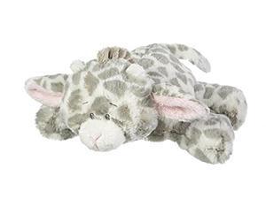 """Ganz Gray Harmony Flopsie Giraffe Stuffed Toy, 12"""""""