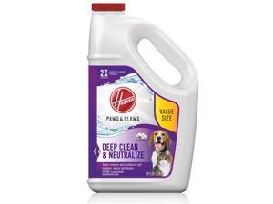 Hoover Paws & Claws Carpet Cleaning Formula / Solution 128oz AH30933