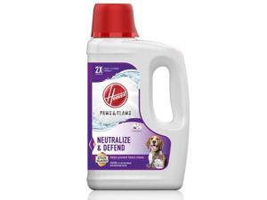 Hoover Paws & Claws Carpet Cleaning Formula w/ Stainguard 64oz AH30925