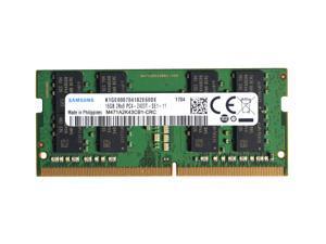 Samsung 16GB DDR4 PC4-19200, 2400MHz, 260 PIN SODIMM, CL 17, 1.2V, ram memory module, M471A2K43CB1-CRC