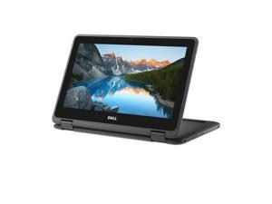 "Dell Inspiron Chromebook 11 2-in-1 Laptop 11.6"" Touch Display- Intel Celeron N3060 -4GB RAM- 32GB SSD"