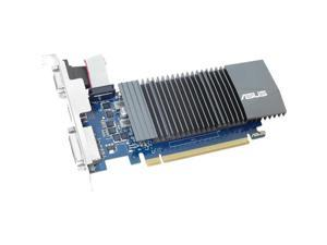 ASUS GeForce GT 710 1GB GDDR5 HDMI VGA DVI Graphics Card (GT710-SL-1GD5-BRK)