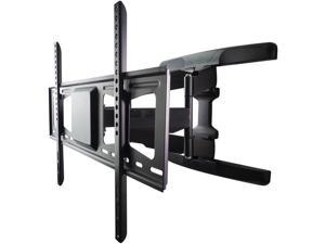 Premier Mounts - AM95 - Premier Mounts AM95 Wall Mount for TV, Monitor - Black - 1 Display(s) Supported - 95 lb Load