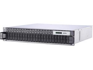 """RAID Machine D6224RM 2.5"""" 24-bay 12G SAS Rackmount RAID Enclosure, Dual Controller / High Availability"""