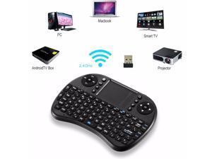 ESTONE i8 mini Multi-media Remote Control Touchpad TV BOX PC Laptop Tablet