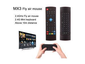 ESTONE MX3 Mini Wireless Keyboard Smart Remote Control 2.4G For Android TV Box