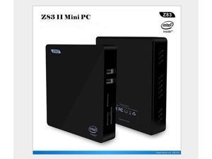 Zero Z83II Windows 10 2.4G+5.8G dual frequency Wifi mini office PC desktop host computer