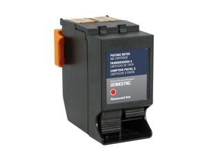 New Postage Meter Red Ink Cartridge for Quadient (Neopost) IXINK57HC for IX5 & IX7 Mailing System - Postage Meter Ink.