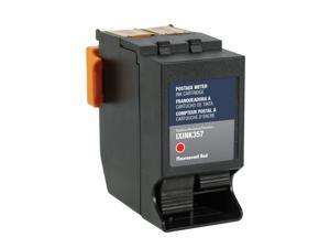 Postage Meter Red Ink Cartridge for Quadient (Neopost) IXINK357, IX3