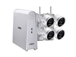 Lorex LHWF1006-D 6 Channel 1080P HD DVR With 4 HD Wirefree Cameras