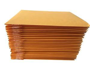 """iMBAPrice 25 #00 5""""x10"""" KRAFT BUBBLE MAILERS PADDED ENVELOPES 5x 10 Inches - Total 25 Shipping Envelopes"""