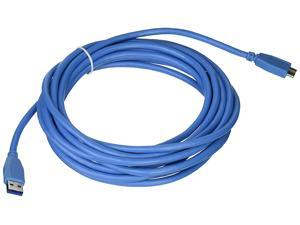 iMBAPrice 10-Feet USB 3.0 A to Micro B Transfer and Charger Cable for WD My Pas