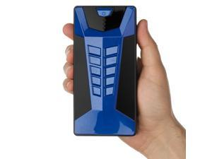 Portable Car Battery Jump Starter with Smart Jump Technology - Combination Handheld Jump Box and Battery Charger for Electronics and Mobile Devices with Carrying Case - Cobalt Blue