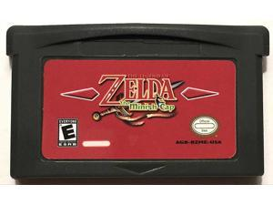 The Legend of Zelda: The Minish Cap - GBA Game Card