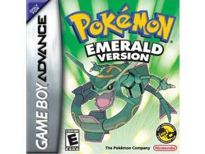 Pokemon: Emerald - Pocket Monster Gameboy Advance Cartridges for NDSL NDS GBM GBASP GBA