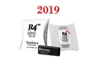 2019 R4 R4i White Dual Core Flash Card Adapter for Nintendo DS 2DS New 3DS XL V1.0-11.9