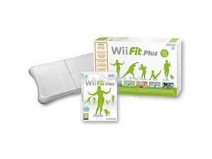 Wii Fit Plus with Balance Board (Brown Box Packaging)