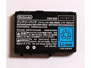 New OEM Original Nintendo DS Lite NDSL USG-003 USG-001 Battery