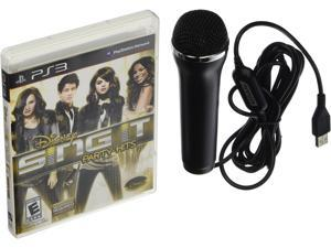 Disney Sing It! Party Hits With Mic for PS3