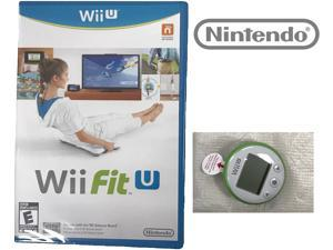 Wii Fit U w/Fit Meter (Bulk Packaging) - Wii U