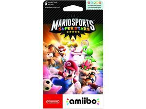 Mario Sports Superstars amiibo Cards - Pack of 5 (Nintendo 3DS)