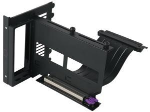 Cooler Master Accessory: Universal Vertical Graphics Card Holder Kit Ver.2 - For Full Tower / Standard ATX Chassis with at least 7 available PCI slots