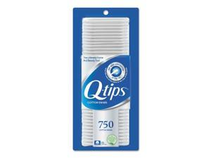 Q-tips Cotton Swabs, 750/Pack, 12/Carton 09824CT