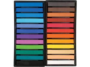 """Mead Soft Pastels Blendable 6-1/2""""Wx3/4""""Lx8-1/4""""H 24/ST AST 98216"""