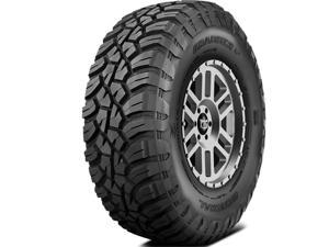 (4) New General Grabber X3 31/10.5/R15 109Q Off-Road Max Traction Tire