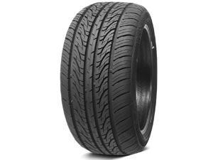 (1) New Vercelli Strada II 245/45/18 100W All-Season High Performance Tire