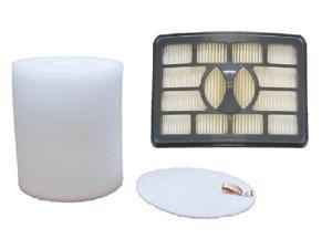 Shark Rotator Professional Pro Lift-Away Foam & Felt Filter Kit Replacement Set for NV500 NV501 NV502 NV503 NV505 NV510 NV520 NV550 NV552 UV560