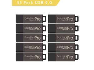 Centon S1-U2P1-2G25PK Valuepack Usb 2.0 Datastick Pro (Grey) , 2Gb, 25 Pack