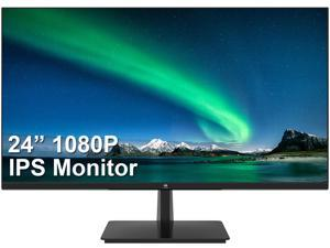 """Z-EDGE U24I 24"""" (Actual size 23.8"""") Full HD 1920x1080 75Hz LED IPS Monitor 178° Wide View Angle HDMI VGA with Eye Care Technology"""