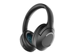 iDeaPlay V402 Active Noise Cancelling Bluetooth Headphones Over-Ear Wireless Headphones with aptX HiFi Sound 30 Hours Playback